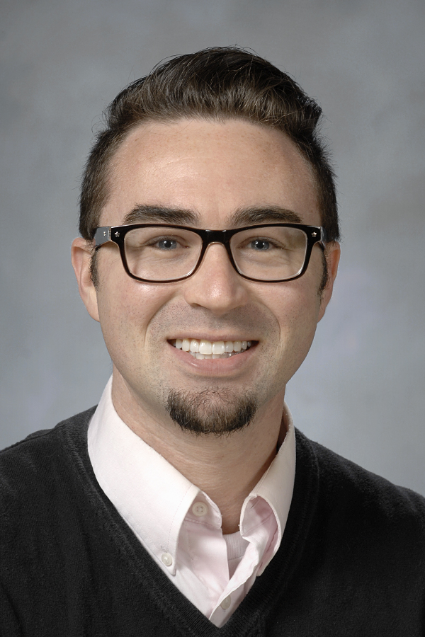 Caleb Cash, coordinator of Parent and Family programs for the Office of Campus Activities at the University of Central Oklahoma, received the Association for Orientation, Transition, and Retention in Higher Education's 2014 Region IV New Professional Award.