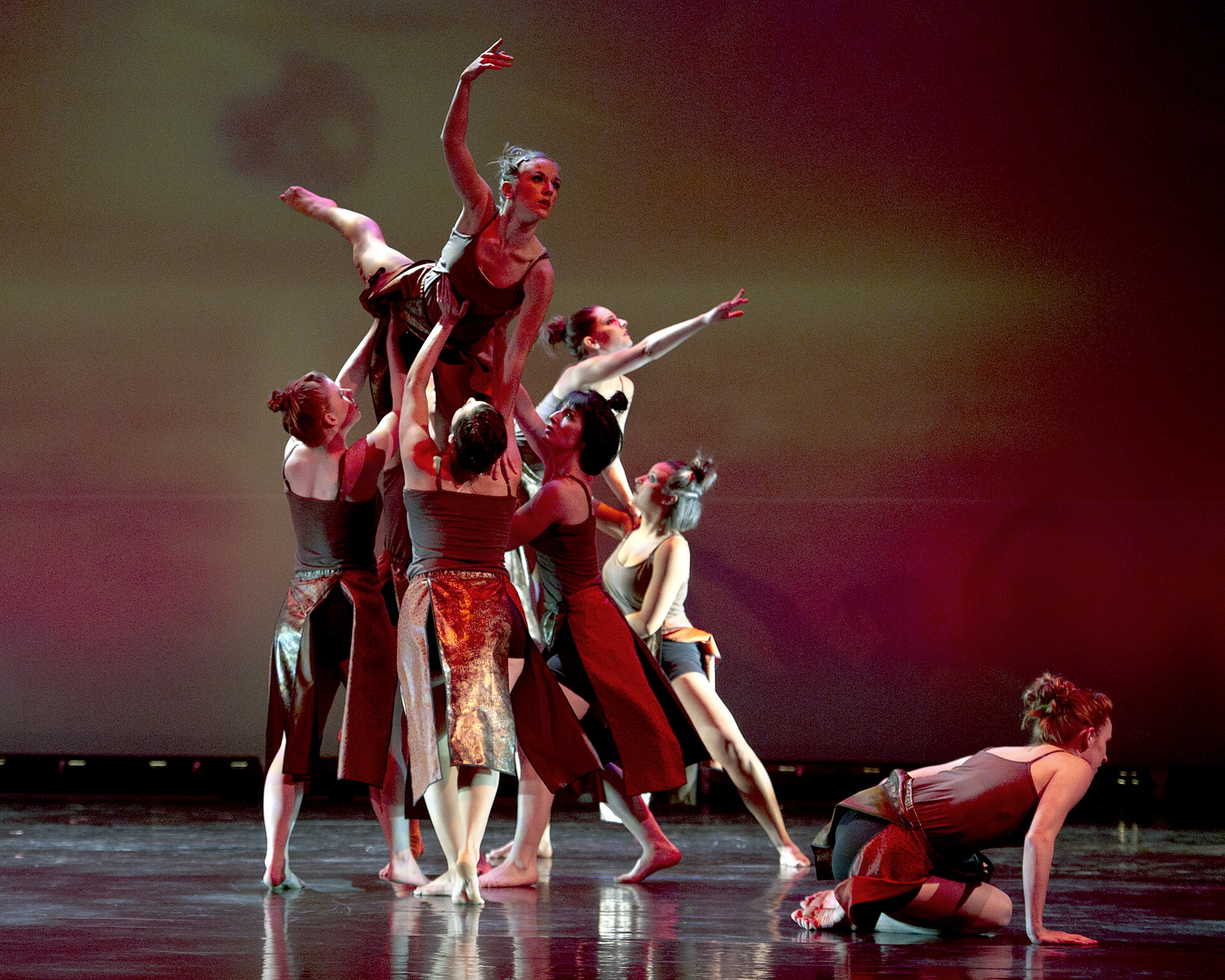UCO Press Release: UCO To Present The Kaleidoscope Dance ...