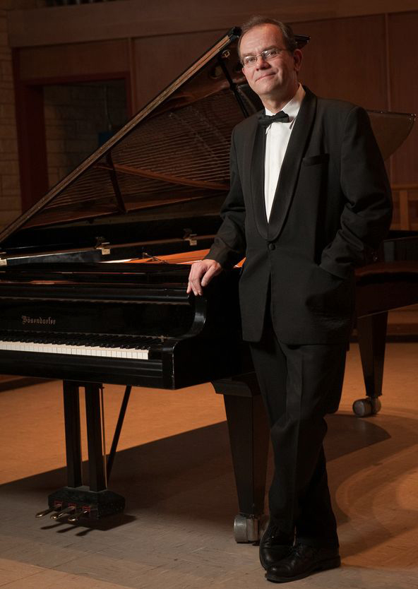 UCO School of Music will host pianist Slawomir Dobrzanski for a free solo performance at 7:30 p.m. Oct. 18 in the Radke Fine Arts Theatre, located in the UCO Transformative Learning Center.