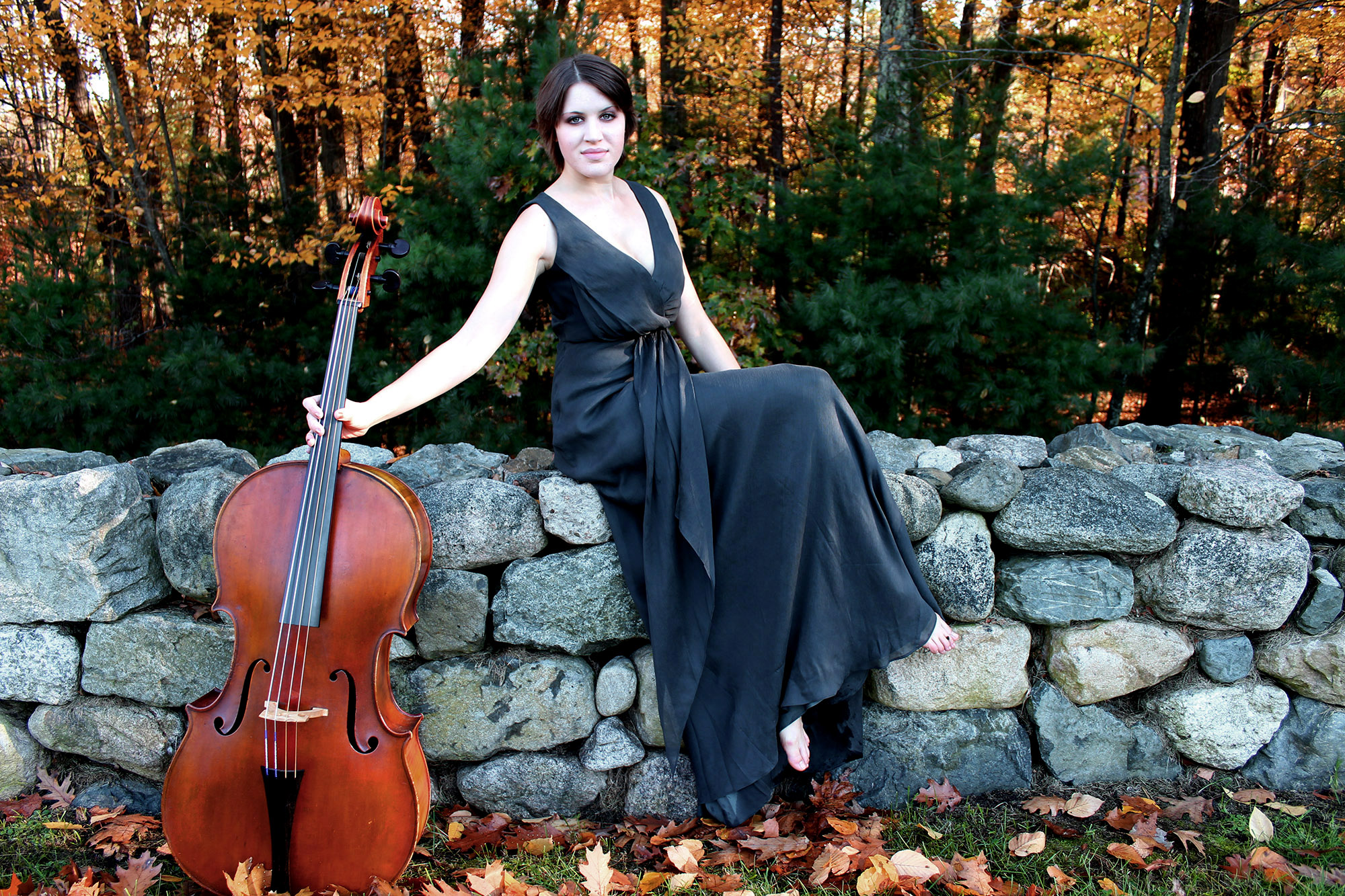 Guest artist, baroque-cellist Emily Davidson will visit the University of Central Oklahoma for a series of performances and a master class beginning Sept. 15.