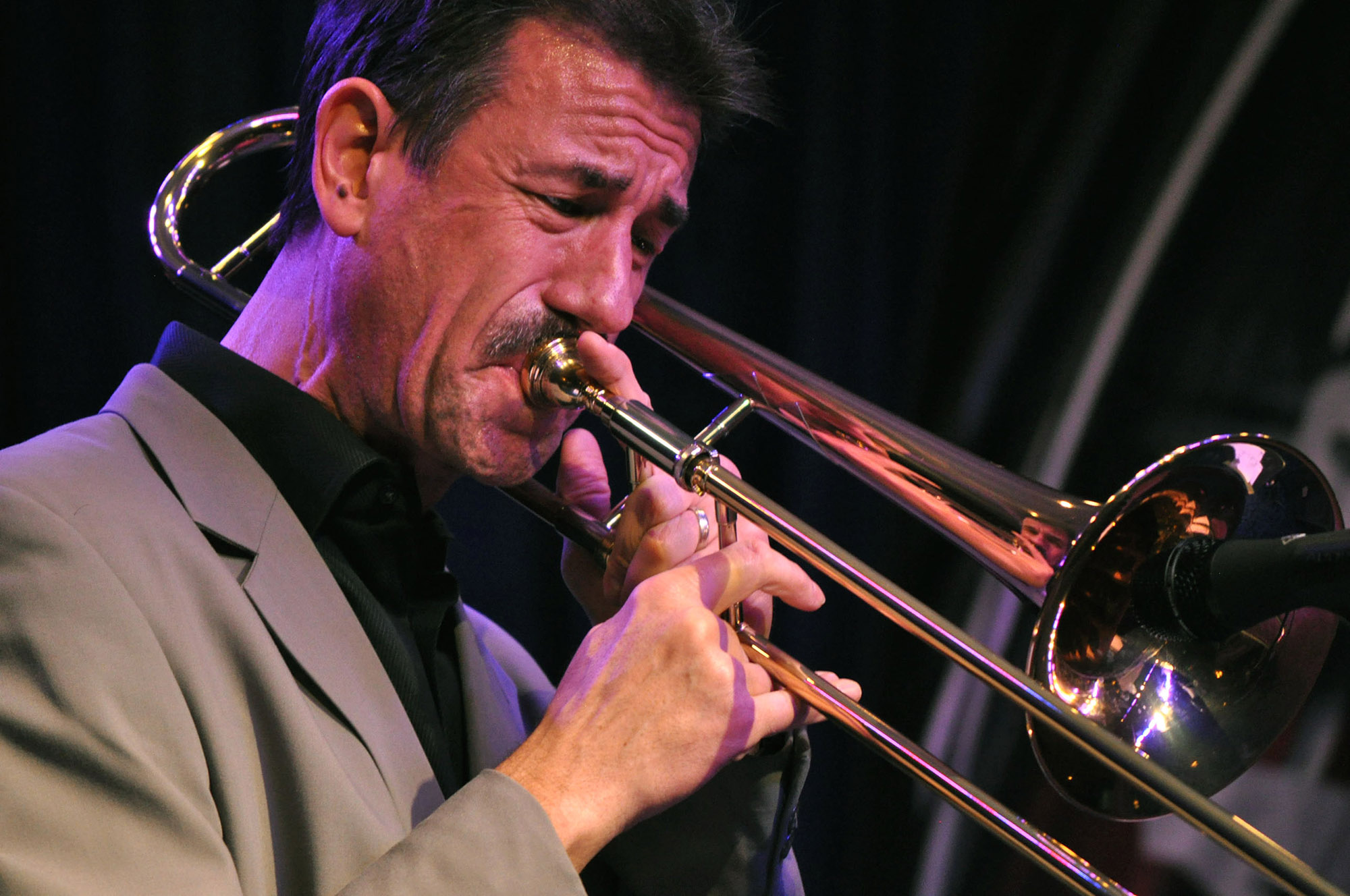 UCO presents a performance by the faculty combo 5th Street Jazz Collective featuring world-renowned trombonist John Fedchock at 7:30 p.m. Nov. 5 at the UCO Jazz Lab, 100 E. Fifth Street in Edmond.