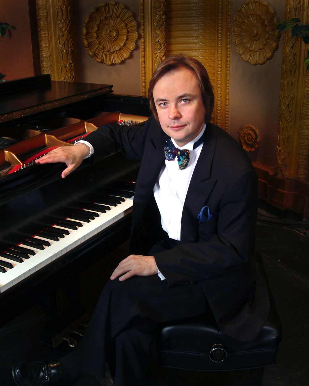 "UCO Artist-in-Residence Valery Kuleshov (pictured) will join Central music faculty to present the College of Fine Arts and Design's annual fundraising concert ""Valery and Friends,"" 6 p.m. March 31, in the Nigh University Center ballrooms located at 100 N. University Drive in Edmond."