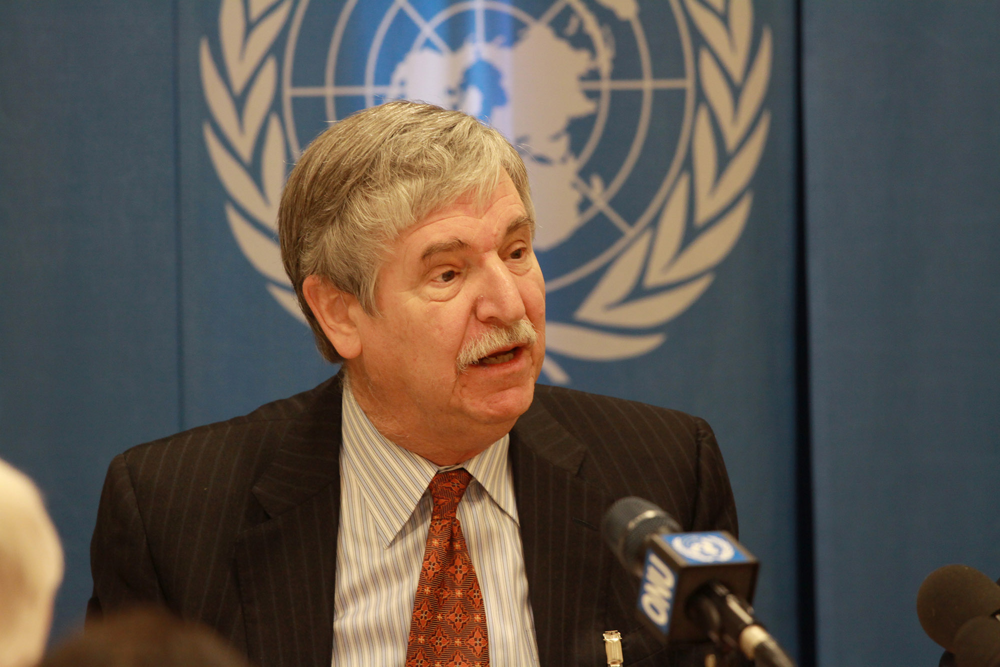 John W. Limbert, Ph.D.