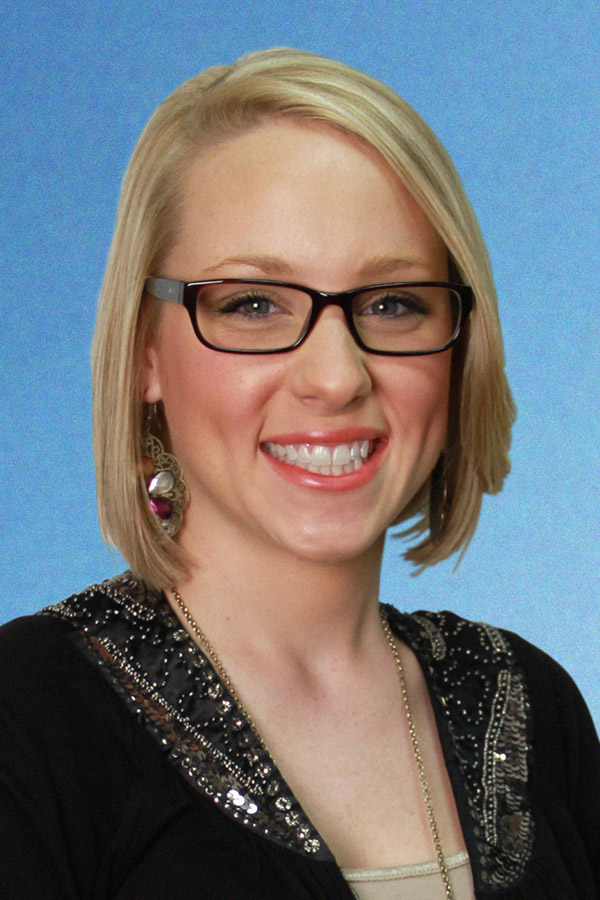 UCO senior nursing major Daubri Austin was recently awarded the 2014 UCO Mercy Scholarship.