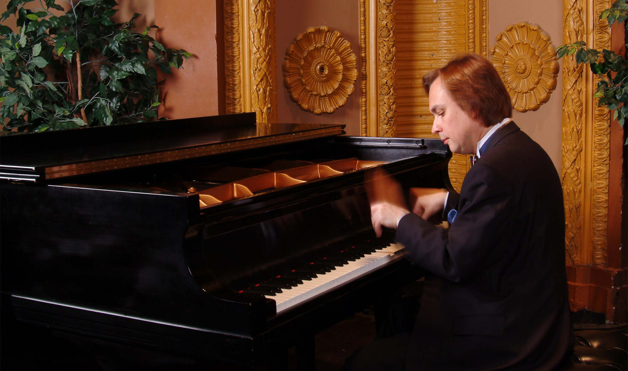 "The UCO College of Fine Arts and Design will present its annual fundraiser ""Toast to the Maestro"" at 6 p.m. Nov. 25 at the UCO Jazz Lab featuring the talents of world-renowned pianist Valery Kuleshov."