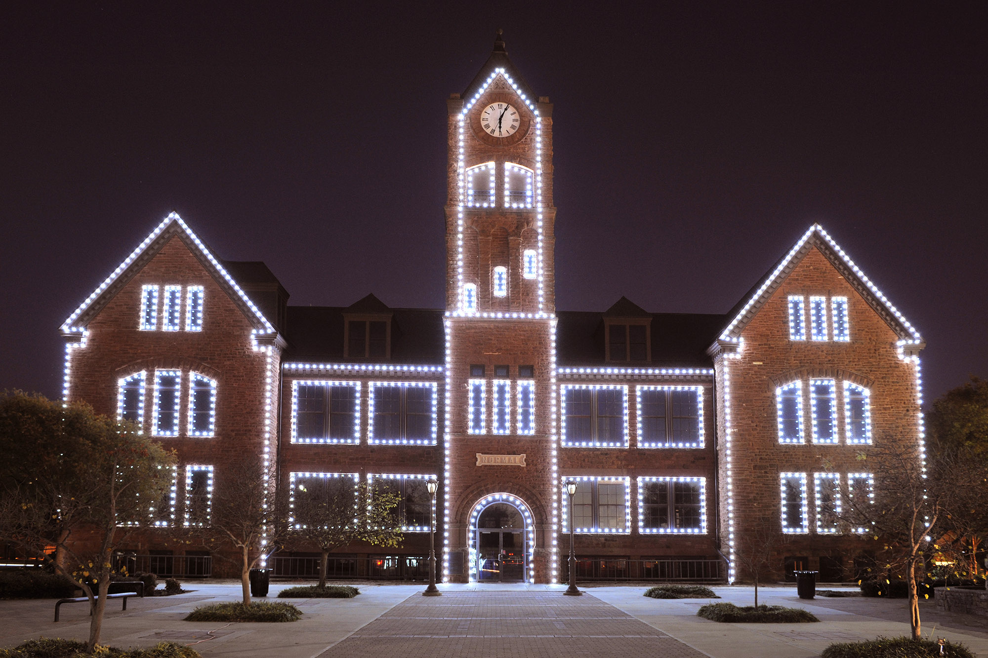 uco press release  santa  lights  winter carnival and more