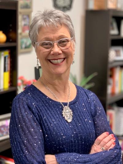 Official headshot of Susan Scott, Ed.D.