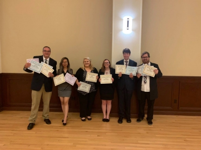 UCO Press Release: UCO Students Honored at Oklahoma